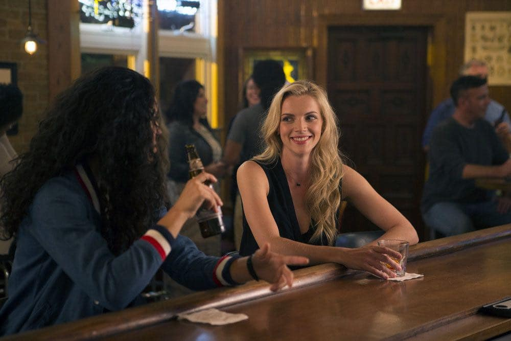 "CHICAGO FIRE -- ""Scorched Earth"" Episode 503 -- Pictured: Kara Killmer as Sylvie Brett -- (Photo by: Parrish Lewis/NBC)"