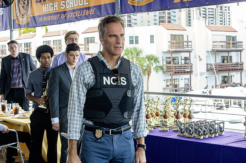 """""""One Good Man"""" -- The NCIS team reviews unorthodox training exercises after a Navy Seal candidate is found murdered weeks before his graduation. Also, a concerned Wade turns to Pride after her adopted son, Danny (Christopher Meyer), announces his plan to enter the Navy, on NCIS: New Orleans, Tuesday, Nov. 1 (10:00-11:00, ET/PT), on the CBS Television Network. Pictured: Scott Bakula as Special Agent Dwayne Pride Photo: Skip Bolen/CBS ©2016 CBS Broadcasting, Inc. All Rights Reserved"""
