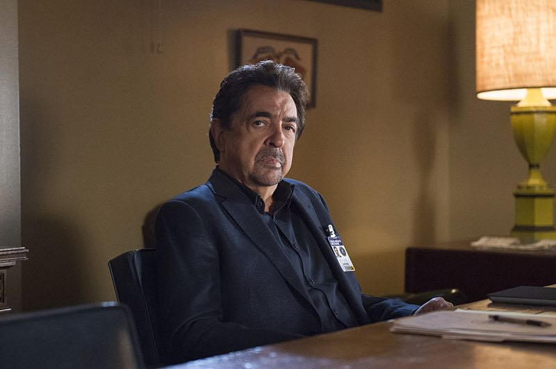 """The Anti-Terrorism Squad"" -- The BAU uses social media to discover an even bigger motive when two high school students survive both of their families deaths in Minnesota, on CRIMINAL MINDS, Wednesday, Nov. 2 (9:00-10:00 PM, ET/PT), on the CBS Television Network. Pictured: Joe Mantegna (David Rossi) Photo: Neil Jacobs/CBS ©2016 CBS Broadcasting, Inc. All Rights Reserved"