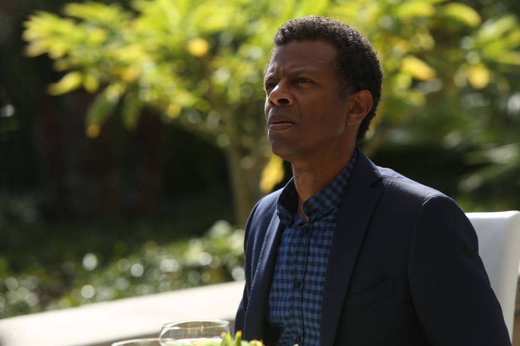 "LUCIFER: Guest star Phil LaMarr in the ""Weaponizer"" episode of LUCIFER airing Monday, Oct. 24 (9:01-10:00 PM ET/PT) on FOX. ©2016 Fox Broadcasting Co. Cr: Michael Courtney/FOX."