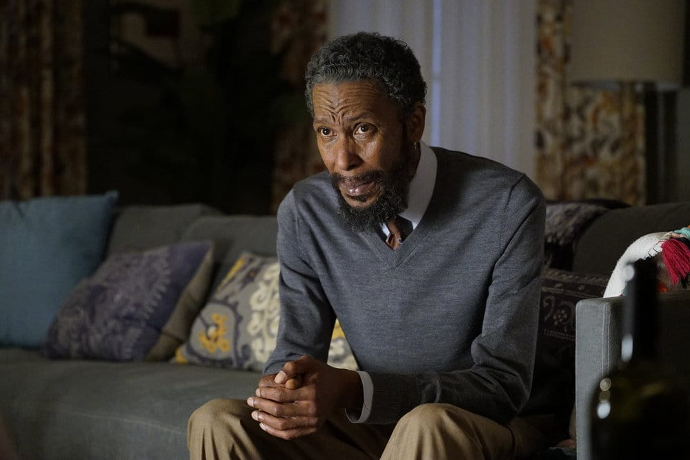 "THIS IS US -- ""The Pool"" Episode 104 -- Pictured: Ron Cephas Jones as William -- (Photo by: Paul Drinkwater/NBC)"