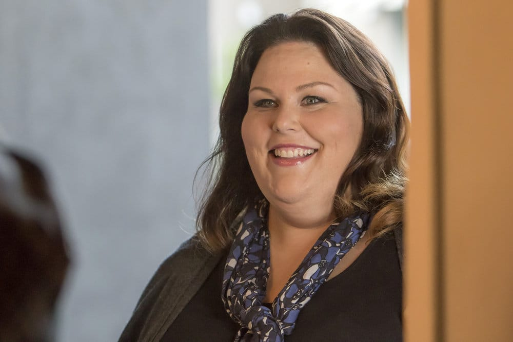"THIS IS US -- ""The Pool"" Episode 104 -- Pictured: Chrissy Metz as Kate -- (Photo by: Ron Batzdorff/NBC)"