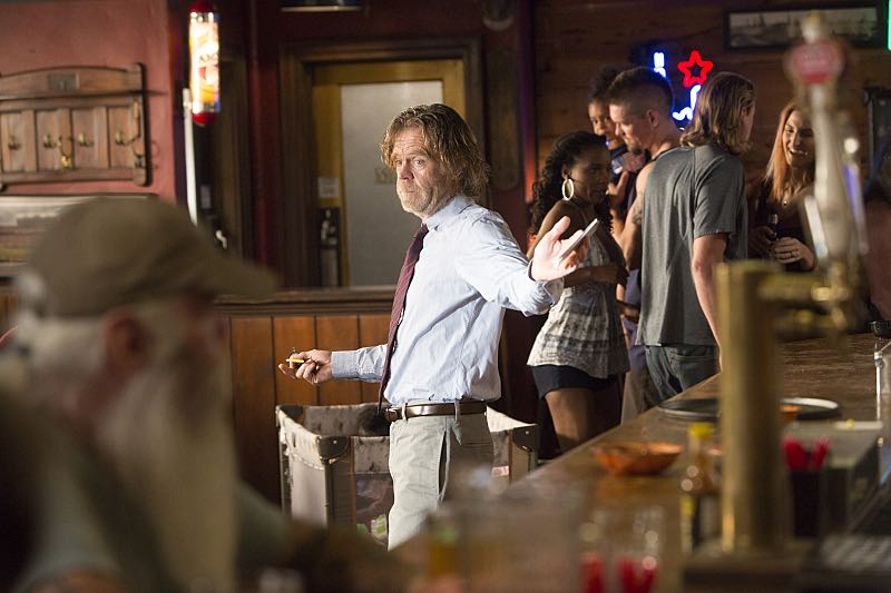 William H. Macy as Frank Gallagher in Shameless (Season 7, episode 4) - Photo: Patrick Wymore/SHOWTIME - Photo ID: shameless_704_0106