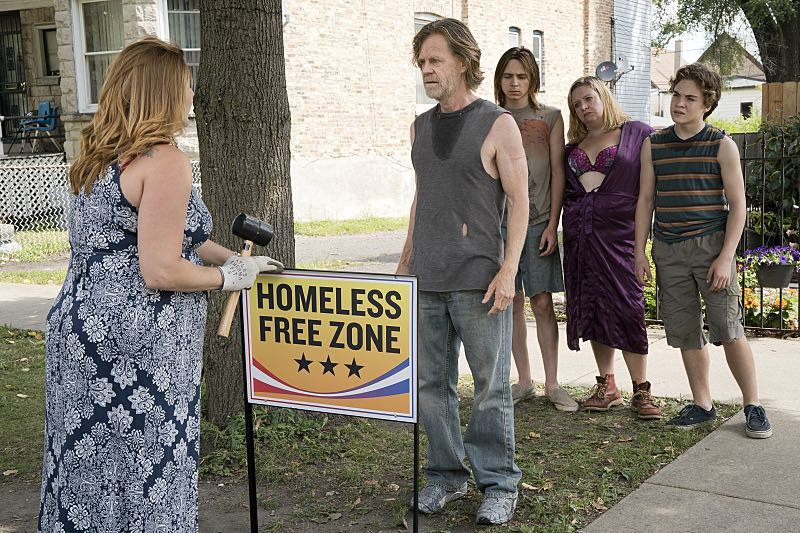 William H. Macy as Frank Gallagher in Shameless (Season 7, episode 4) - Photo: Chuck Hodes/SHOWTIME - Photo ID: shameless_704_c0754