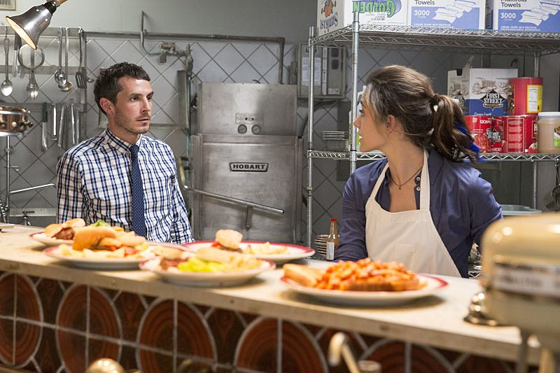 Tate Ellington as Chad and Emmy Rossum as Fiona Gallagher in Shameless (Season 7, episode 3) - Photo: Cliff Lipson/SHOWTIME - Photo ID: shameless_703_1725