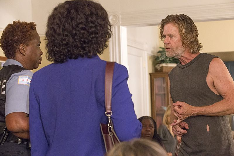 William H. Macy as Frank Gallagher in Shameless (Season 7, episode 3) - Photo: Paul Sarkis/SHOWTIME - Photo ID: shameless_703_3673