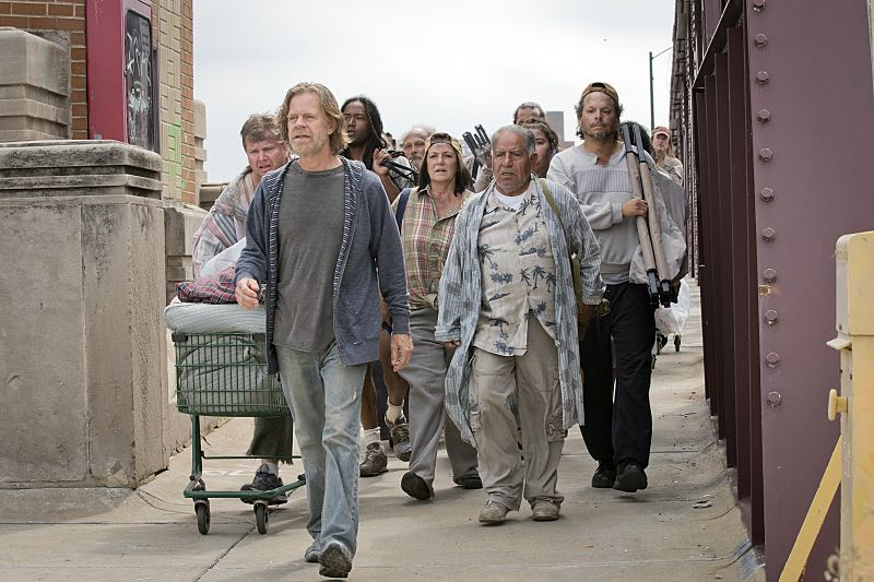 William H. Macy as Frank Gallagher in Shameless (Season 7, episode 3) - Photo: Chuck Hodes/SHOWTIME - Photo ID: shameless_703_c2088
