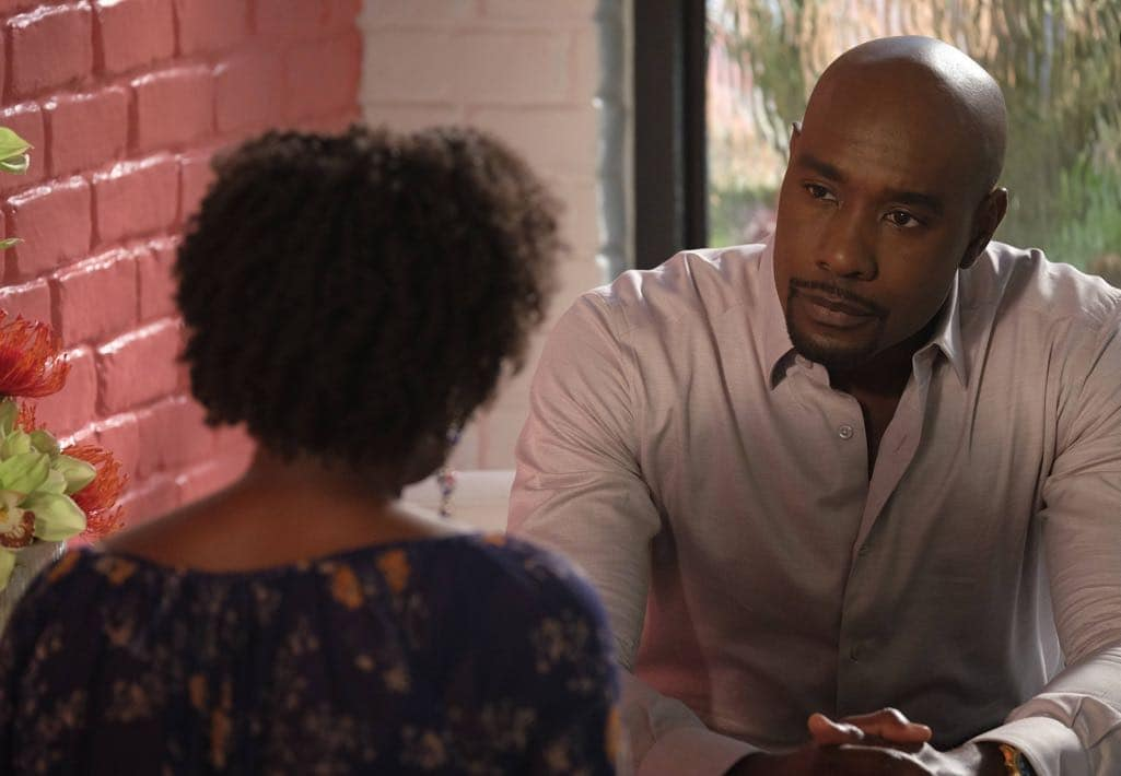 "ROSEWOOD: Morris Chestnut in the ""Spirochete & Santeria"" episode of ROSEWOOD airing Thursday, Wednesday Oct. 27 (8:00-8:59 PM ET/PT) on FOX. ©2016 Fox Broadcasting Co. CR: Darren Michaels/FOX"