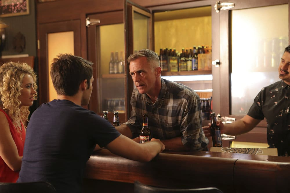 """CHICAGO FIRE -- """"A Real Wake-up Call"""" Episode 502 -- Pictured: David Eigenberg as Christopher Hermann -- (Photo by: Parrish Lewis/NBC)"""