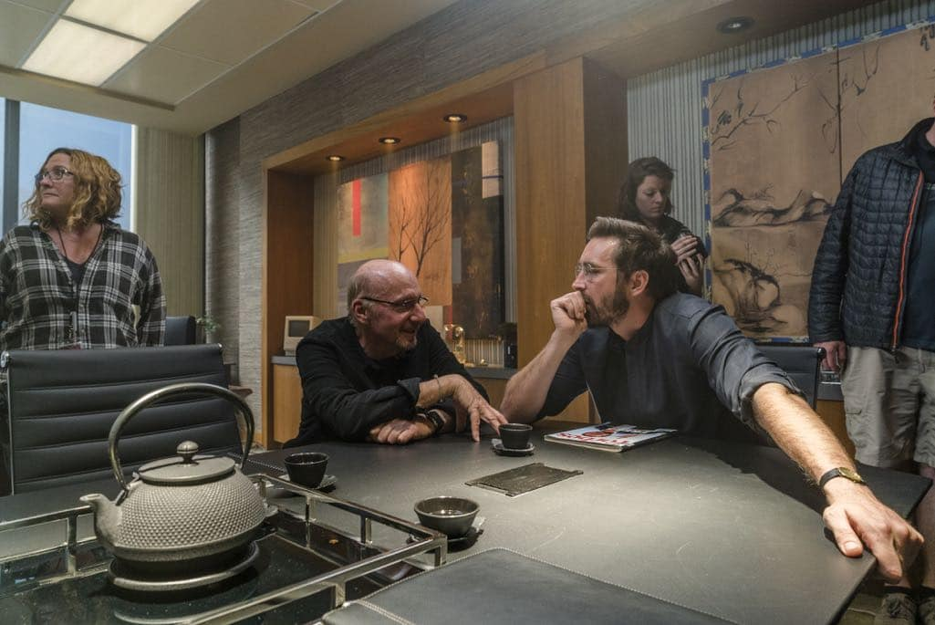 HALT AND CATCH FIRE Season 3 Behind The Scenes 21