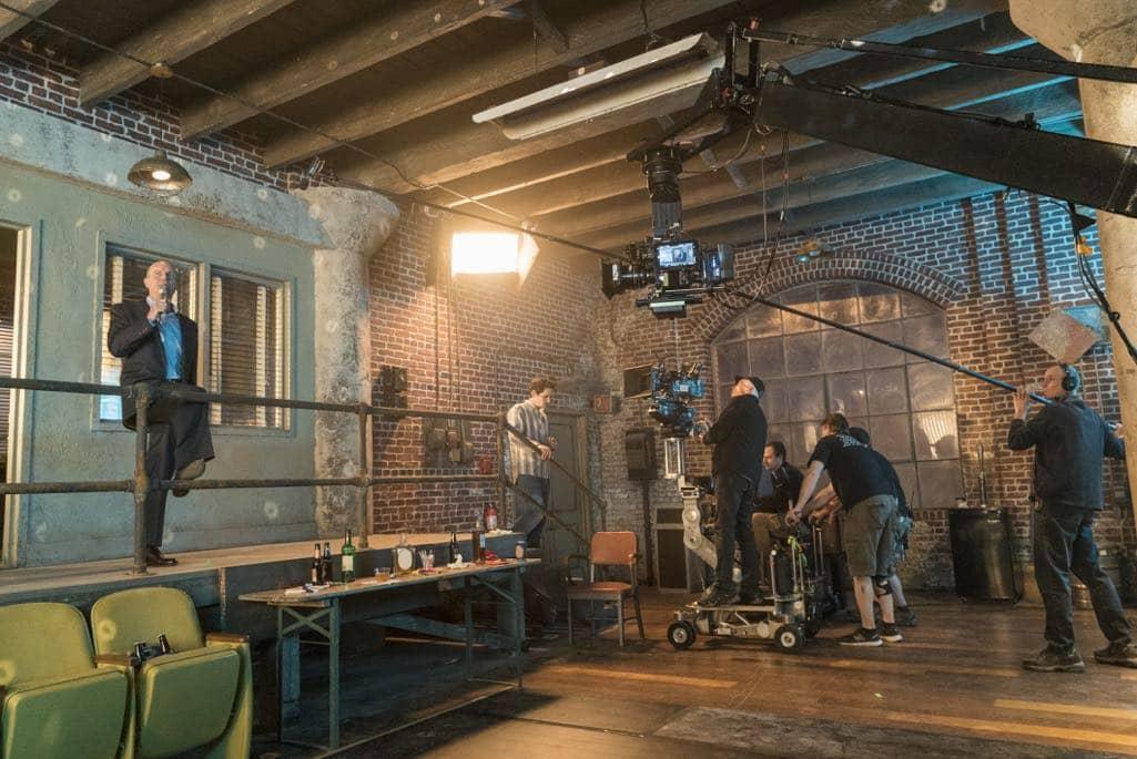 BTS, Toby Huss as John Bosworth - Halt and Catch Fire _ Season 3, Episode 1 - Photo Credit: Tina Rowden/AMC
