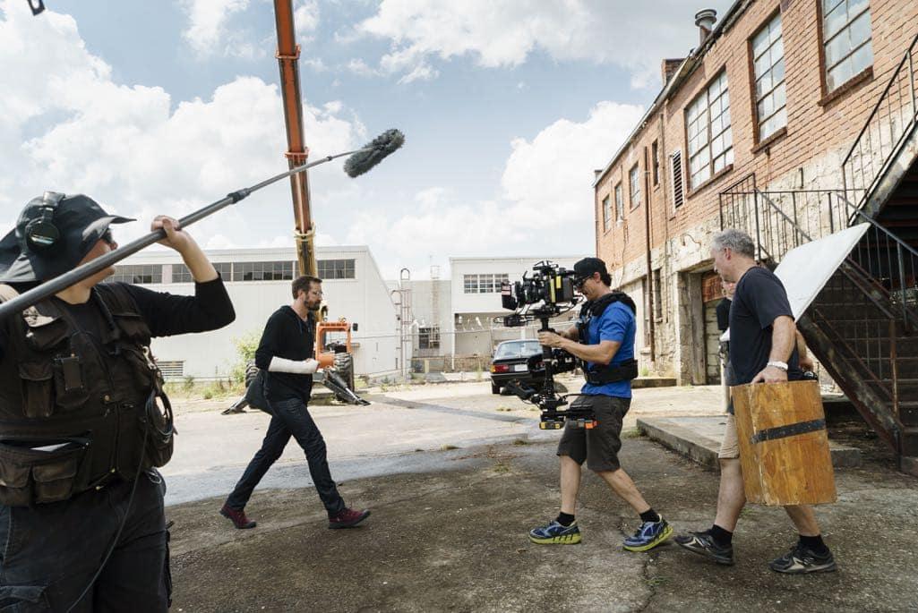 BTS, Lee Pace as Joe MacMillan- Halt and Catch Fire _ Season 3, Episode 10 - Photo Credit: Tina Rowden/AMC