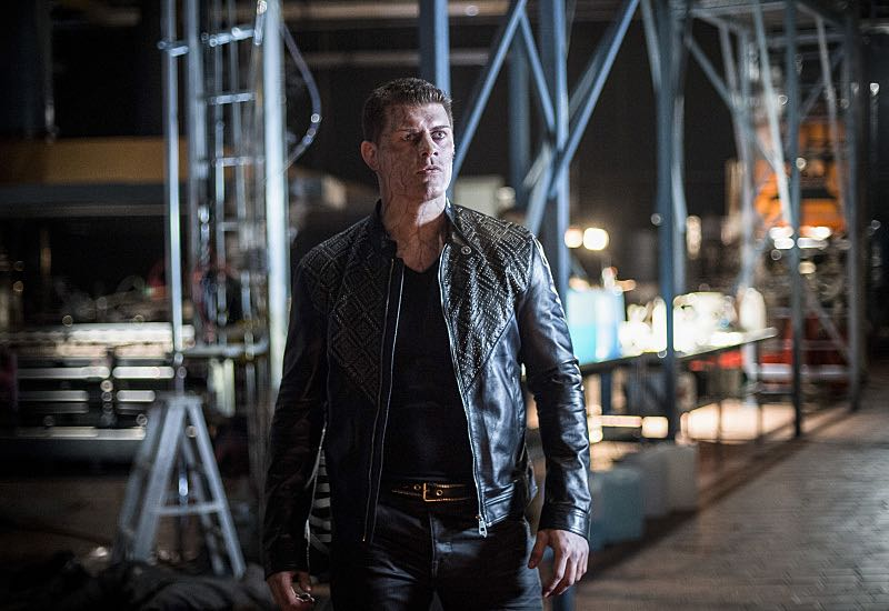 """Arrow -- """"A Matter Of Trust"""" -- Image AR503A_0106b.jpg --- Pictured: Cody Runnels as Derek Sampson -- Photo: Diyah Pera/The CW -- © 2016 The CW Network, LLC. All Rights Reserved."""