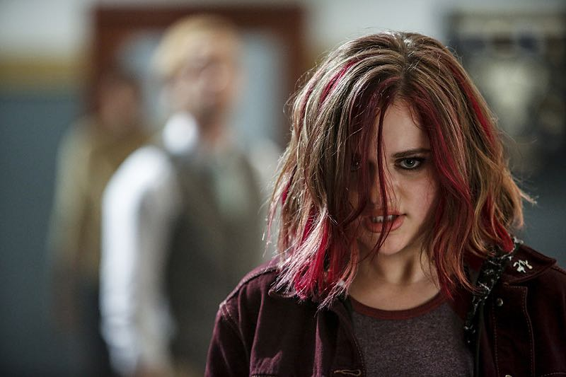 "The Flash -- ""Magenta"" -- Image: FLA303b_0279b.jpg -- Pictured: Joey King as Frankie Kane -- Photo: Bettina Strauss/The CW -- © 2016 The CW Network, LLC. All rights reserved."