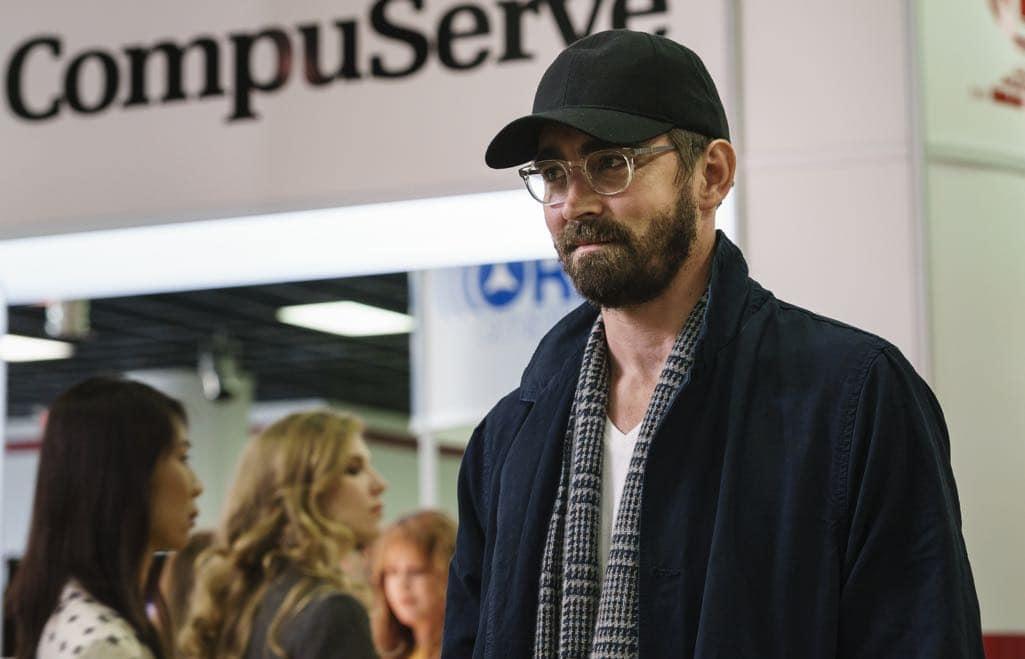 Lee Pace as Joe MacMillan- Halt and Catch Fire _ Season 3, Episode 9 - Photo Credit: Tina Rowden/AMC