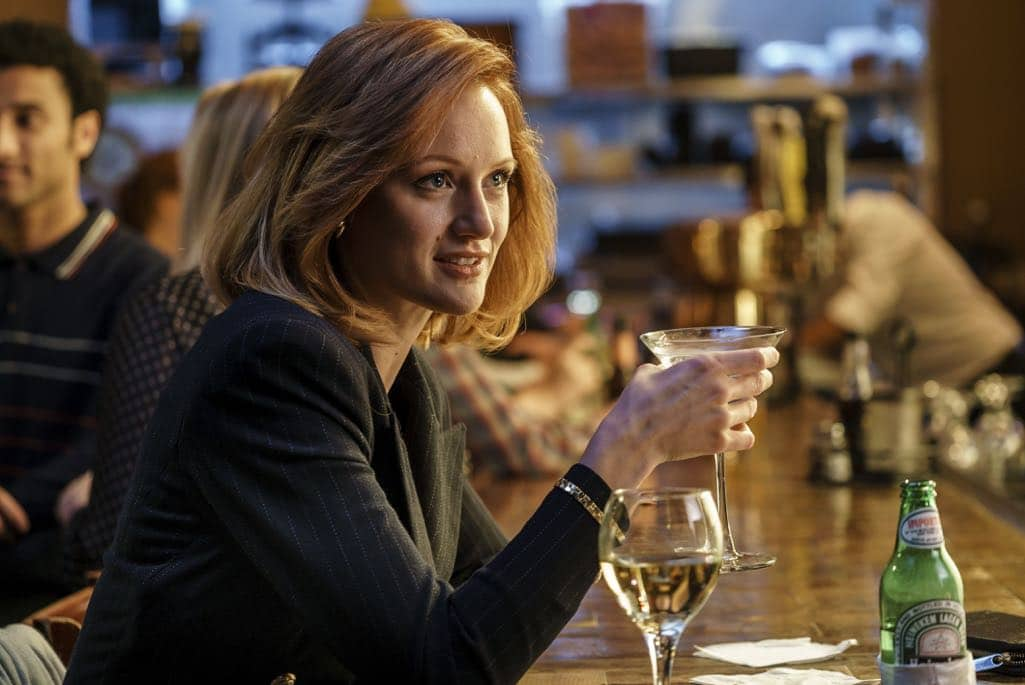 Kerry Bishe as Donna Clark- Halt and Catch Fire _ Season 3, Episode 9 - Photo Credit: Tina Rowden/AMC