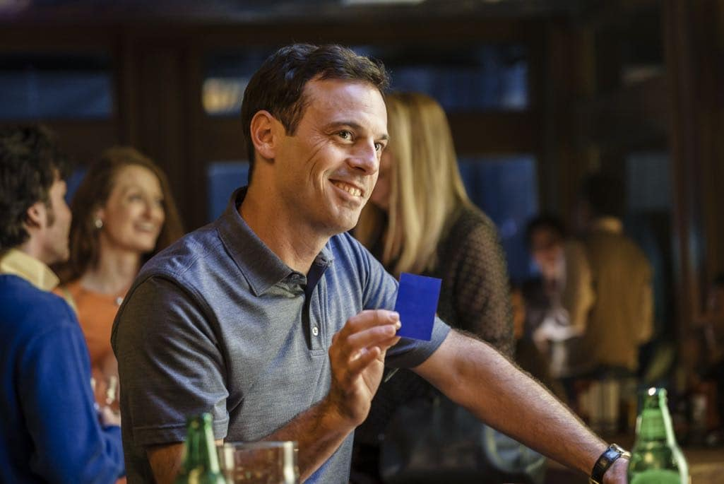 Scoot McNairy as Gordon Clark - Halt and Catch Fire _ Season 3, Episode 9  - Photo Credit: Tina Rowden/AMC