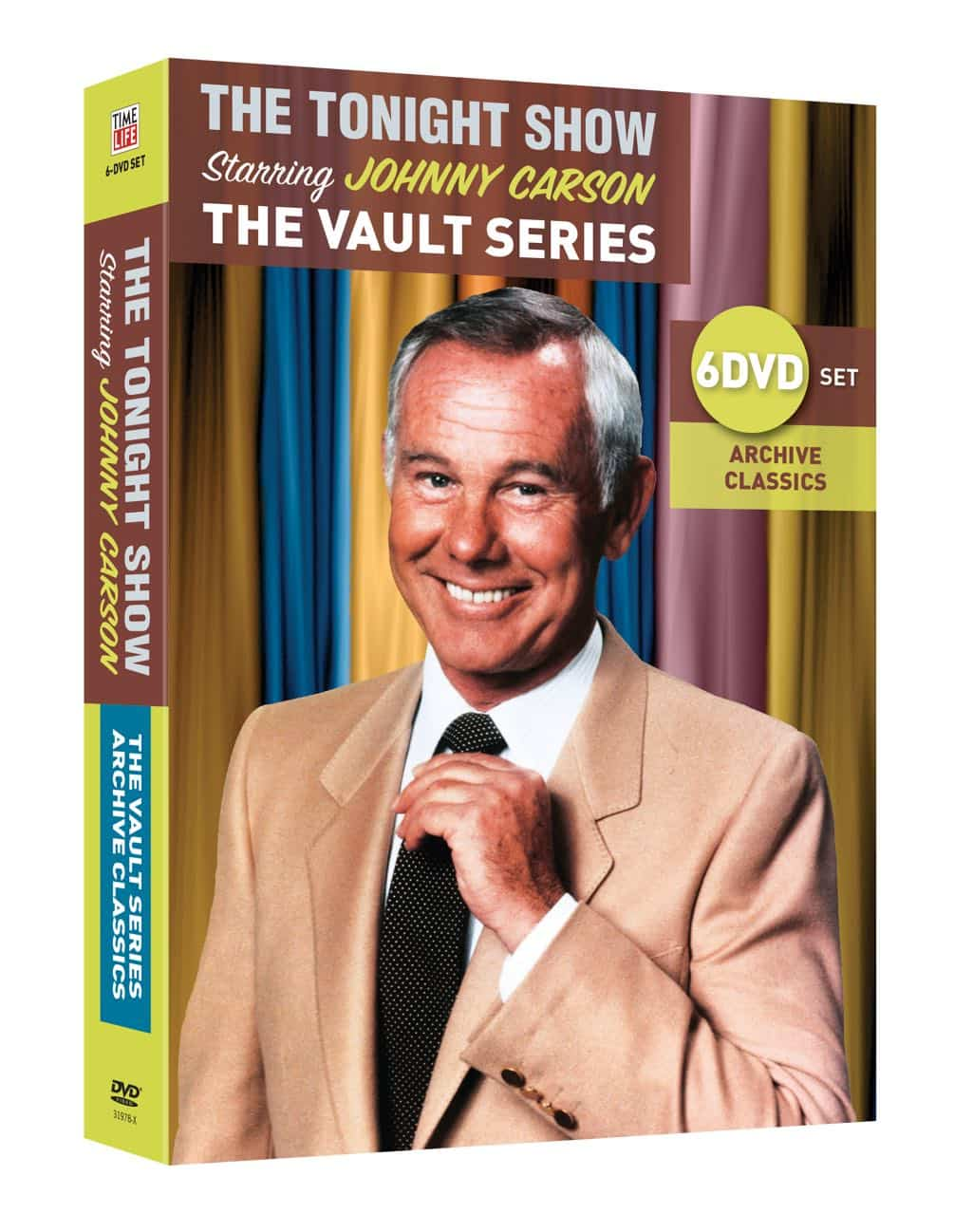 THE TONIGHT SHOW STARRING JOHNNY CARSON THE VAULT SERIES