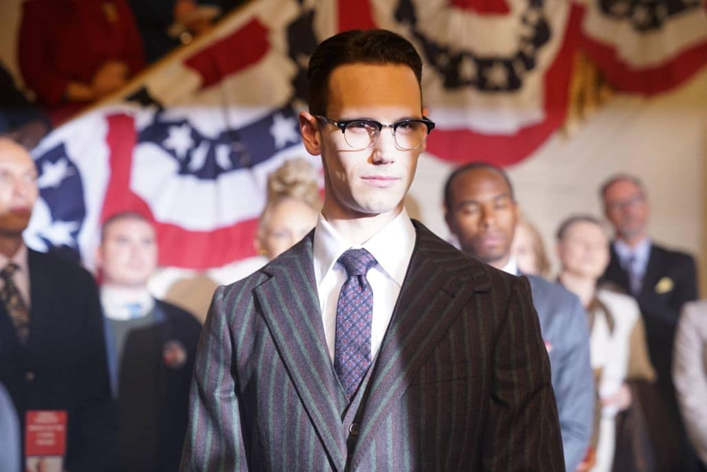 """GOTHAM: Cory Michael in the""""Mad City: New Day Rising"""" episode of GOTHAM airing Monday, Oct. 10 (8:00-9:01 PM ET/PT) on FOX. ©2016 Fox Broadcasting Co. Cr: Jessica Miglio/FOX."""