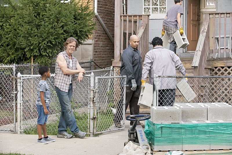 William H. Macy as Frank Gallagher in Shameless (Season 7, episode 2) - Photo: Chuck Hodes/SHOWTIME - Photo ID: shameless_702_c1063