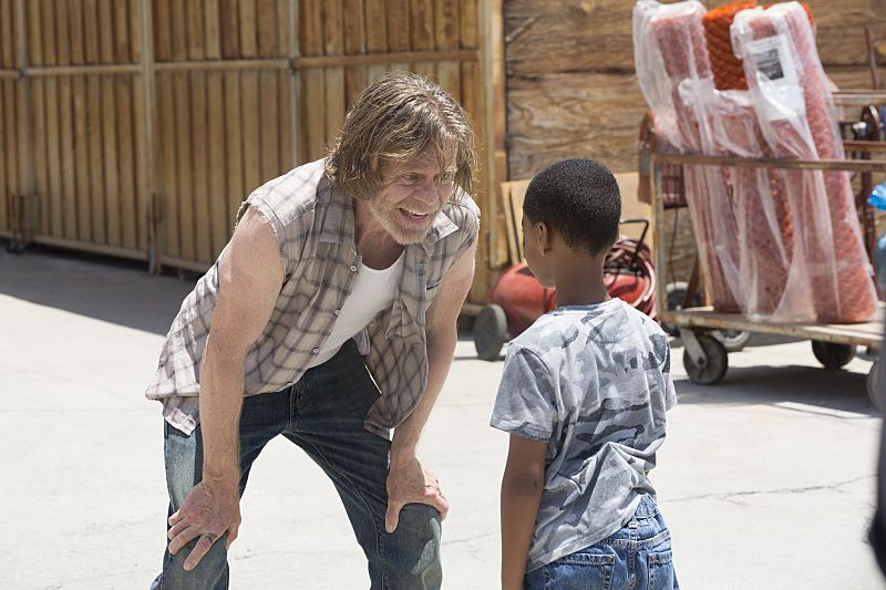 William H. Macy as Frank Gallagher in Shameless (Season 7, episode 2) - Photo: Cliff Lipson/SHOWTIME - Photo ID: shameless_702_2529