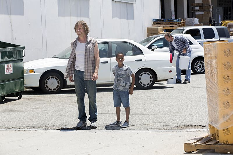 William H. Macy as Frank Gallagher in Shameless (Season 7, episode 2) - Photo: Cliff Lipson/SHOWTIME - Photo ID: shameless_702_2435