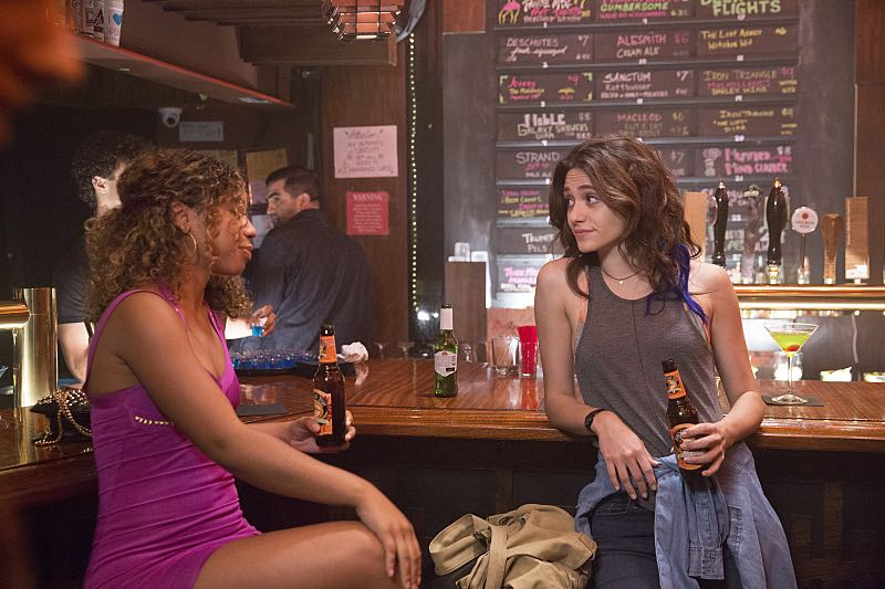Emmy Rossum as Fiona Gallagher in Shameless (Season 7, episode 2) - Photo: Cliff Lipson/SHOWTIME - Photo ID: shameless_702_1931