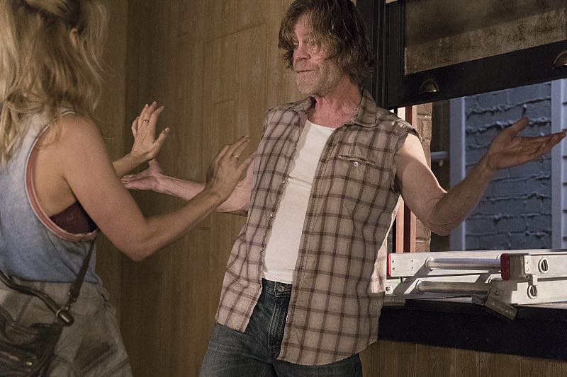 William H. Macy as Frank Gallagher in Shameless (Season 7, episode 2) - Photo: Cliff Lipson/SHOWTIME - Photo ID: shameless_702_1782