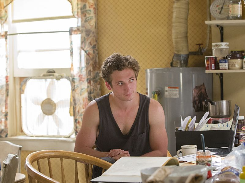 Jeremy Allen White as Lip Gallagher in Shameless (Season 7, episode 2) - Photo: Cliff Lipson/SHOWTIME - Photo ID: shameless_702_0347