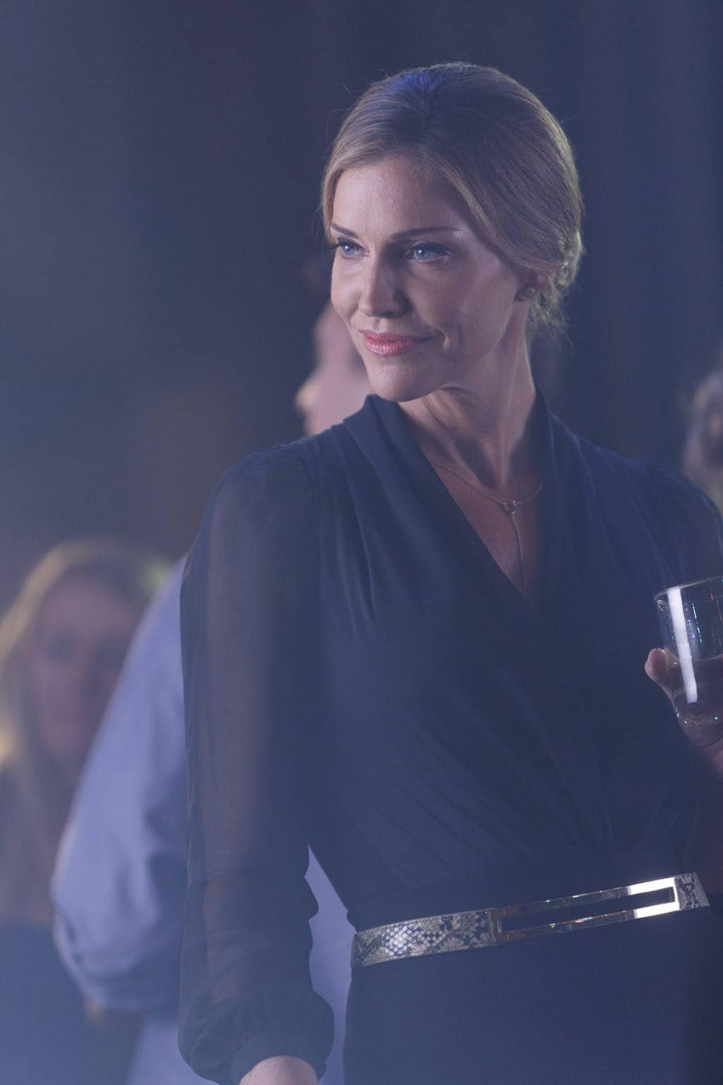 "LUCIFER: Tricia Helfer in the ""Homewrecker"" episode of LUCIFER airing Monday, Nov. 21 (9:01-10:00 PM ET/PT) on FOX. ©2016 Fox Broadcasting Co. Cr: Michael Courtney/FOX."