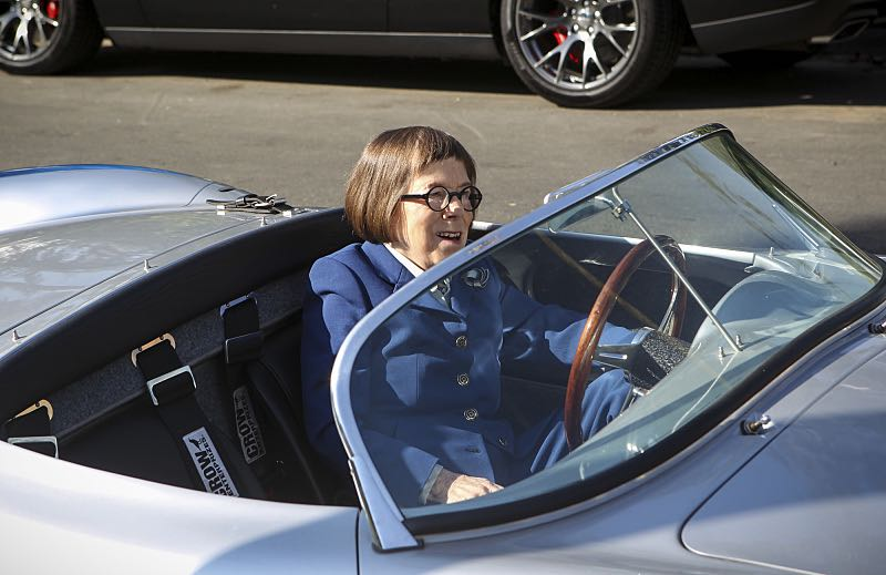 """Sirens"" -- Pictured: Linda Hunt (Henrietta ""Hetty"" Lange). After an unknown female assailant kills two men disguised as Sherriff's deputies in front of Callen's home, the NCIS team gets a new lead in the ongoing mole investigation. Also, Nell visits a prison to interview an inmate withholding information on the department's leak, on NCIS: LOS ANGELES, Sunday, Nov. 27 (8:30-9:30 PM, ET/8:00-9:00 PM, PT), on the CBS Television Network. Photo: Sonja Flemming/CBS ©2016 CBS Broadcasting, Inc. All Rights Reserved."