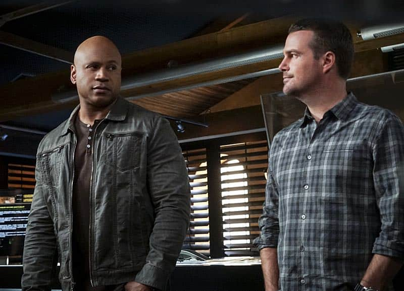 NCIS LOS ANGELES Season 8 Episode 9 Photos Glasnost 2