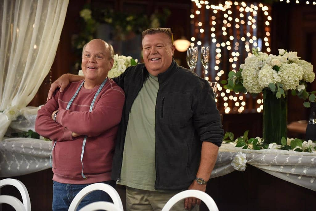 BROOKLYN NINE-NINE: L-R: Dirk Blocker and Joel McKinnon Miller in the ???Monster In The Closet??? episode of BROOKLYN NINE-NINE airing Tuesday, Nov. 15 (8:00-8:31 PM ET/PT) on FOX. ©2016 Fox Broadcasting Co. Cr: FOX