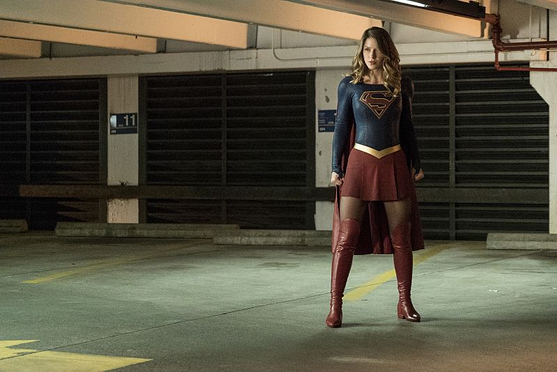"Supergirl -- ""Changing"" -- Image SPG206a_0394 -- Pictured: Melissa Benoist as Kara/Supergirl -- Photo: Liane Hentscher/The CW -- © 2016 The CW Network, LLC. All Rights Reserved"