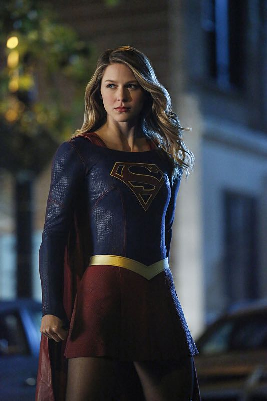 "Supergirl -- ""Changing"" -- Image SPG206b_0137 -- Pictured: Melissa Benoist as Kara/Supergirl -- Photo: Bettina Strauss /The CW -- © 2016 The CW Network, LLC. All Rights Reserved"