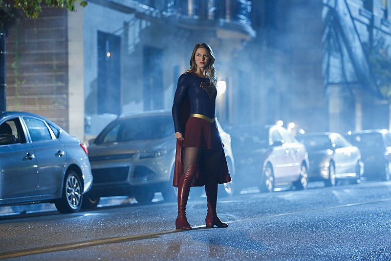 "Supergirl -- ""Changing"" -- Image SPG206b_0151 -- Pictured: Melissa Benoist as Kara/Supergirl -- Photo: Bettina Strauss /The CW -- © 2016 The CW Network, LLC. All Rights Reserved"