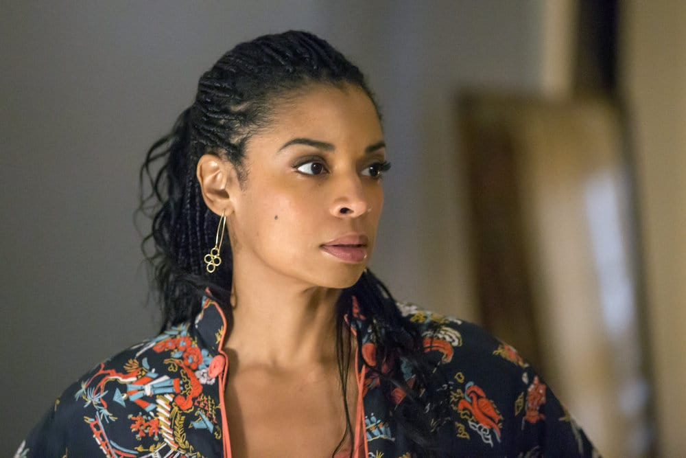 """THIS IS US -- """"The Best Washing Machine in the Whole World """" Episode 107 -- Pictured: Susan Kelechi Watson as Beth -- (Photo by: Ron Batzdorff/NBC)"""