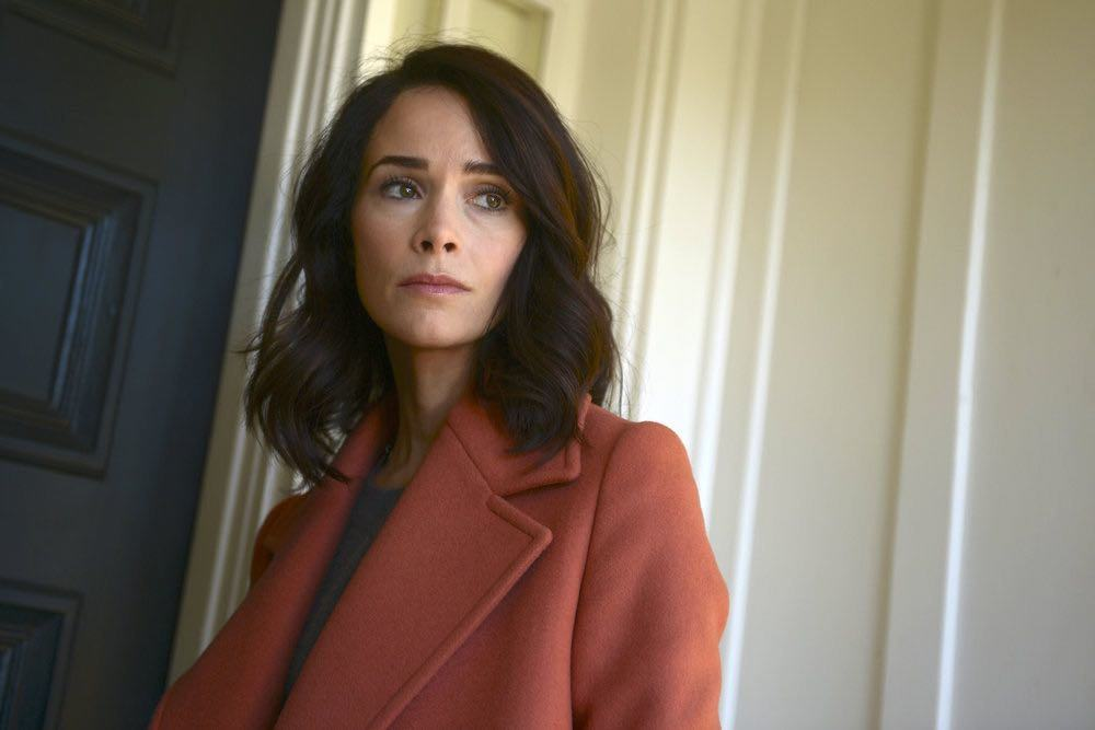 "TIMELESS -- ""The Watergate Tape"" Episode 105 -- Pictured: Abigail Spencer as Lucy Preston -- (Photo by: Sergei Bachlakov/NBC)"