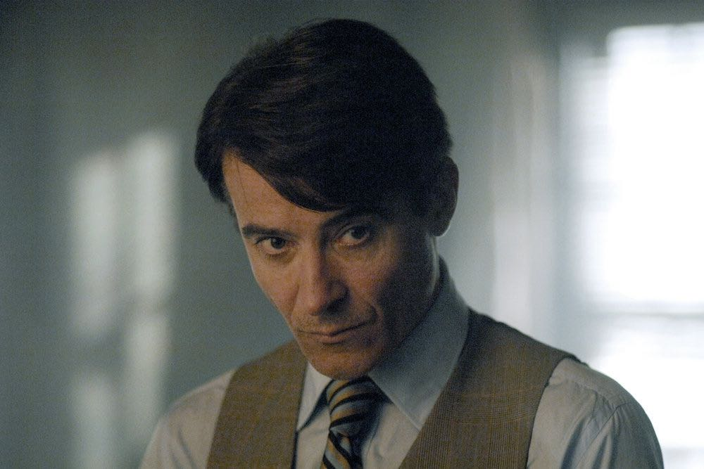 "TIMELESS -- ""The Watergate Tape"" Episode 105 -- Pictured: Goran Visnjic as Garcia Flynn -- (Photo by: Sergei Bachlakov/NBC)"