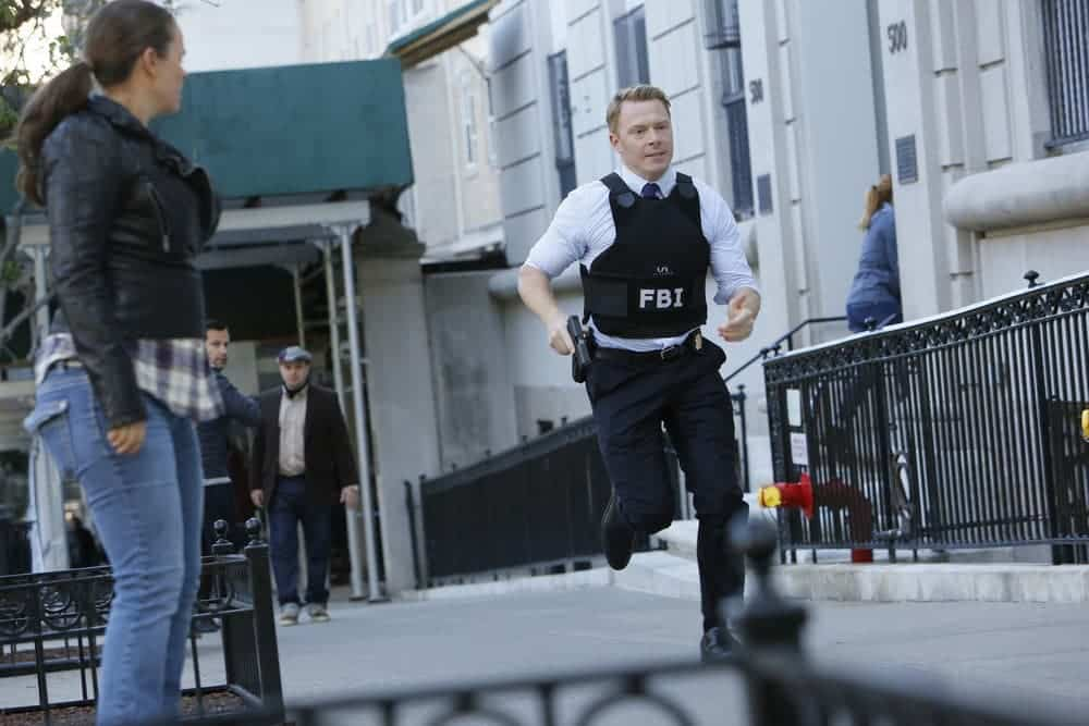 "THE BLACKLIST -- ""Lipet's Seafood Company #111"" Episode 409 -- Pictured: Diego Klattenhoff as Donald Ressler"
