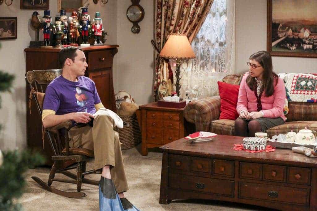 THE BIG BANG THEORY Season 10 Episode 12 Photos The Holiday Summation 12