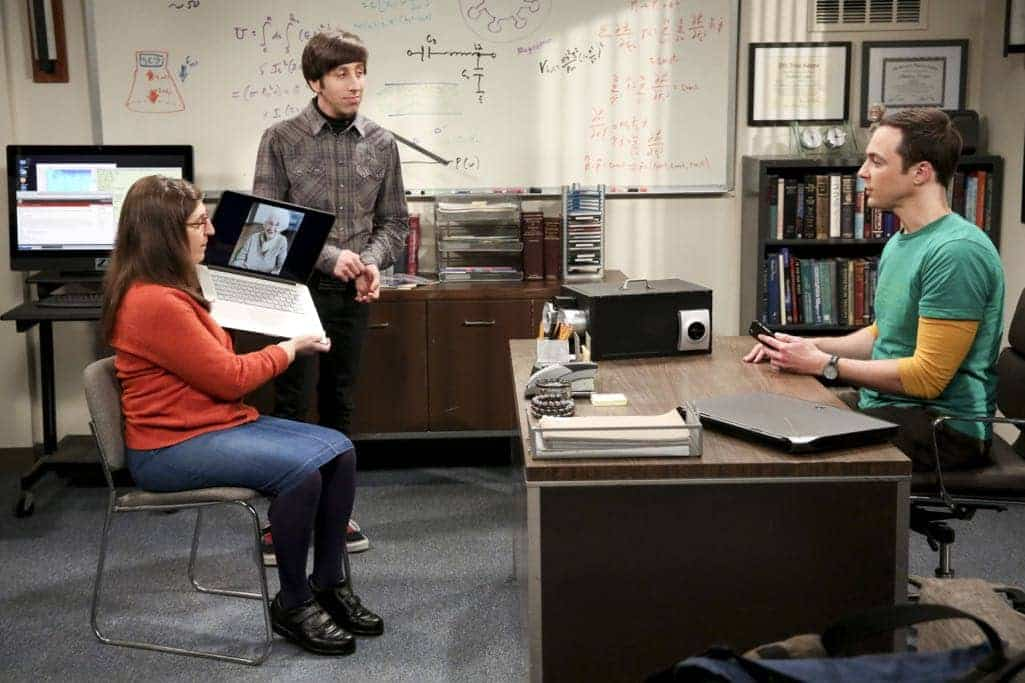 THE BIG BANG THEORY Season 10 Episode 14 Photos The Emotion Detection Automation 07