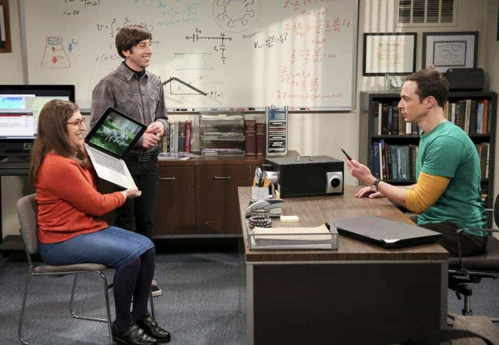 THE BIG BANG THEORY Season 10 Episode 14 Photos The Emotion Detection Automation 06