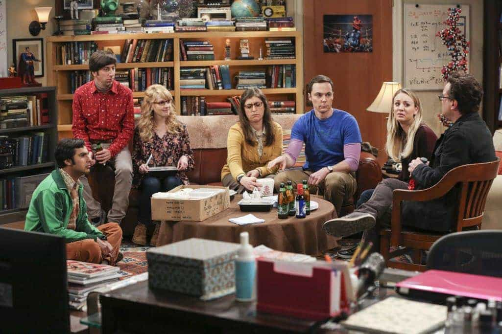 THE BIG BANG THEORY Season 10 Episode 14 Photos The Emotion Detection Automation 02