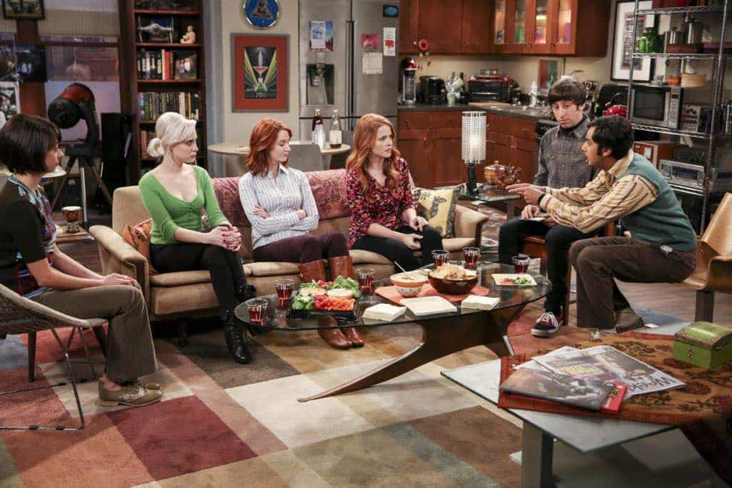 THE BIG BANG THEORY Season 10 Episode 14 Photos The Emotion Detection Automation 15