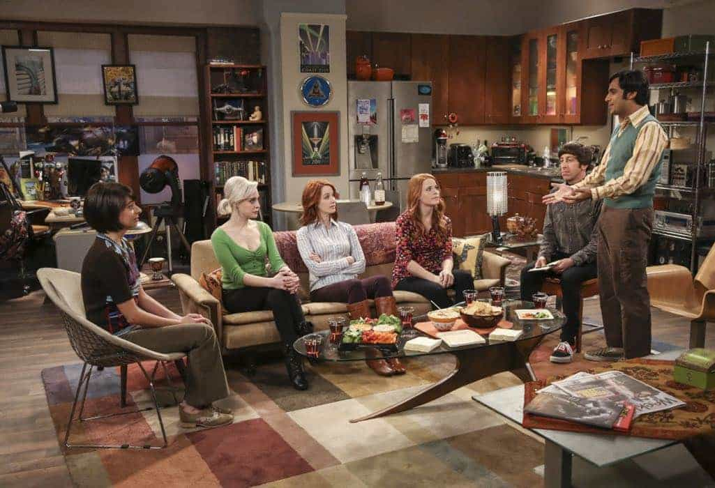 THE BIG BANG THEORY Season 10 Episode 14 Photos The Emotion Detection Automation 14