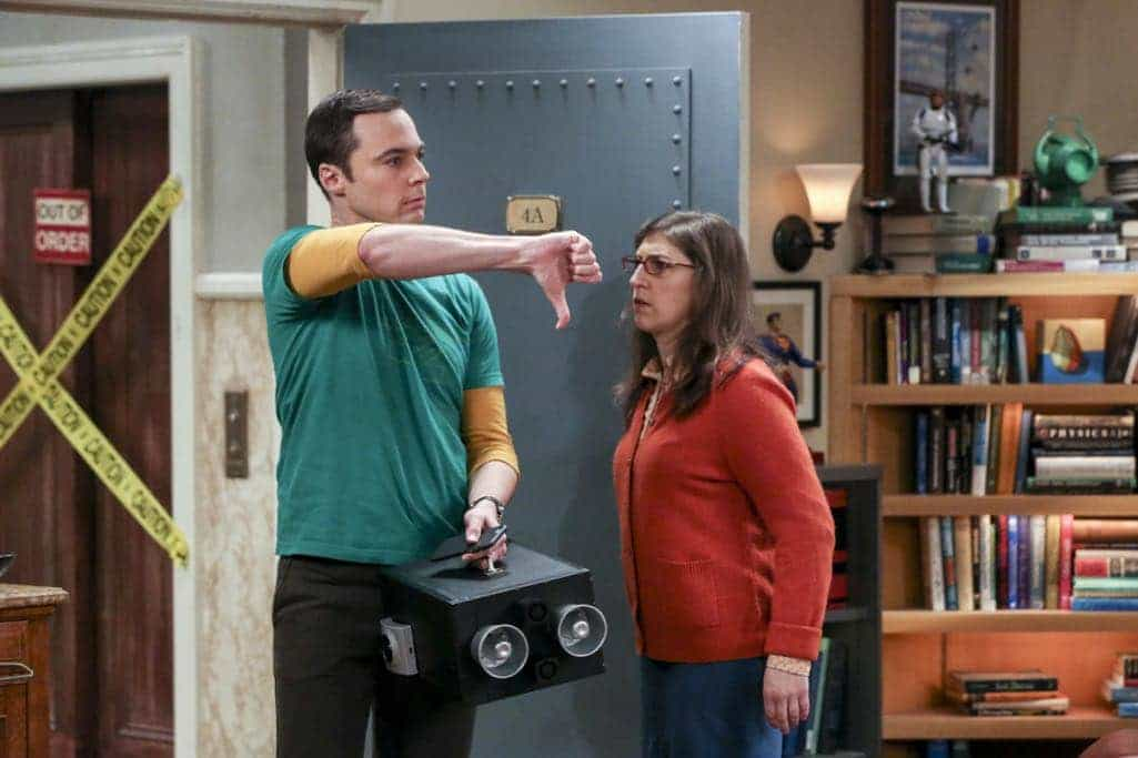 THE BIG BANG THEORY Season 10 Episode 14 Photos The Emotion Detection Automation 13
