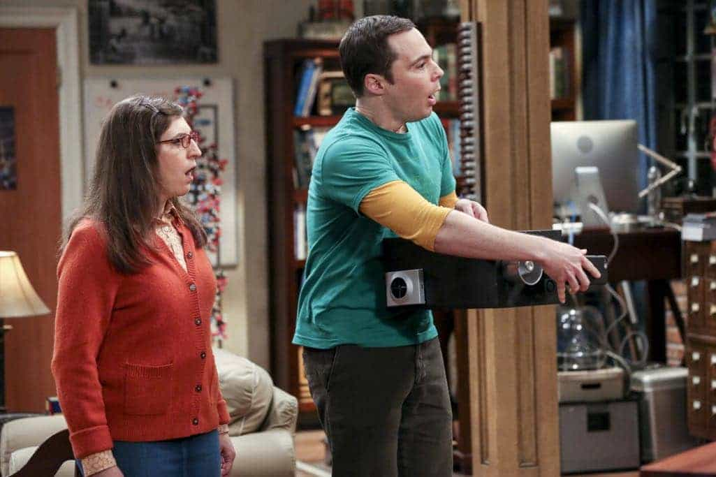 THE BIG BANG THEORY Season 10 Episode 14 Photos The Emotion Detection Automation 12