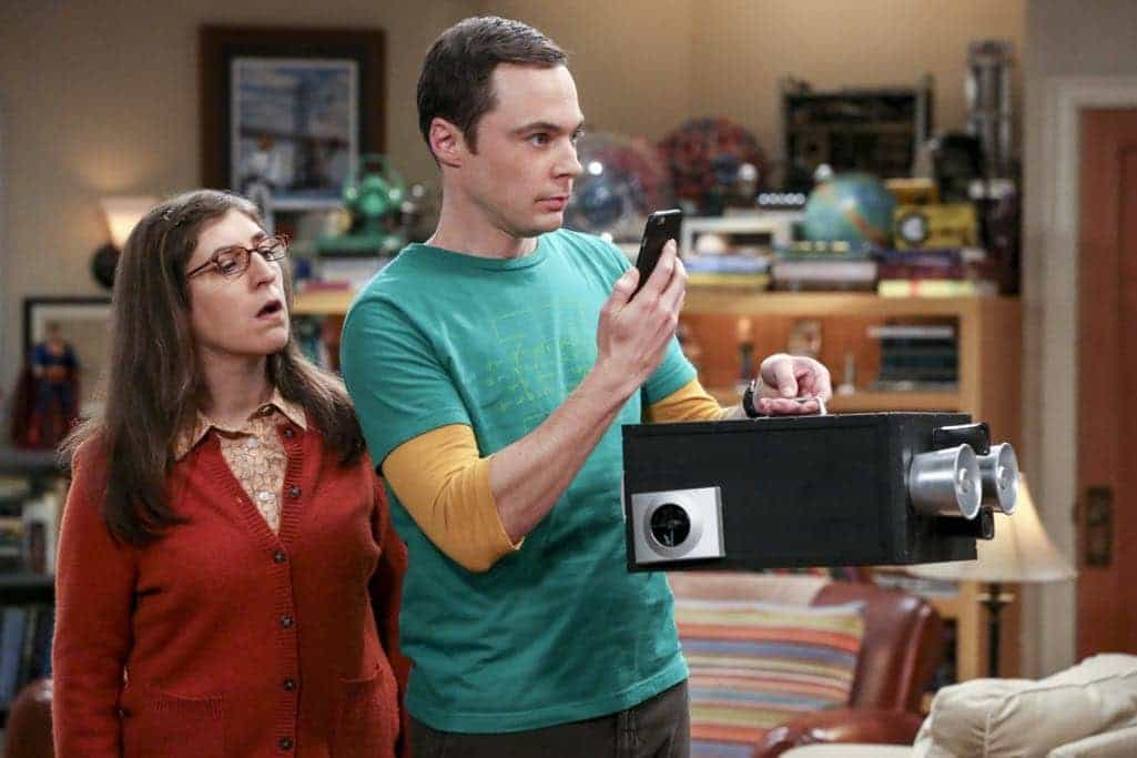 THE BIG BANG THEORY Season 10 Episode 14 Photos The Emotion Detection Automation 11