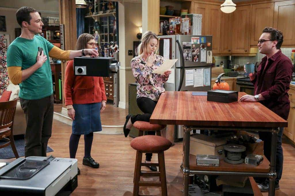 THE BIG BANG THEORY Season 10 Episode 14 Photos The Emotion Detection Automation 10